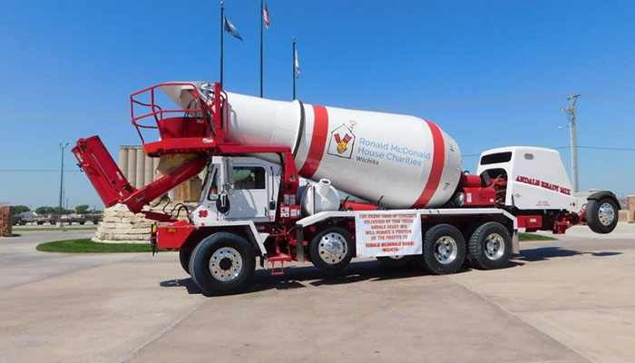 About Andale Ready Mix Charity Sponsorship